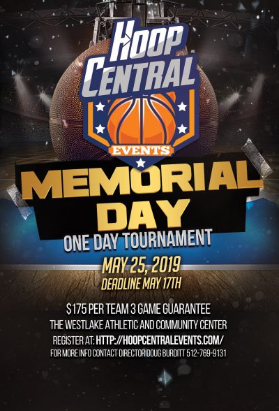 Memorial Day Tournament